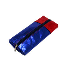 China Custom Pencil Bag For Students Washable Kraft Paper Travel Stationery Pouch For Pens Pencils factory