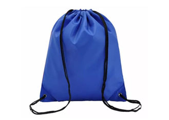 High Quality Wholesale Promotional Cheap Polyster Nylon Sport Drawstring Backpacks