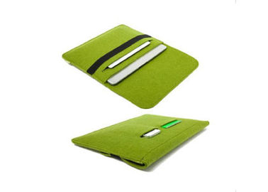 China Wool Felt Laptop Computer Sleeve Bag Colorful 14 15.5 20 Inch Eco - Friendly factory