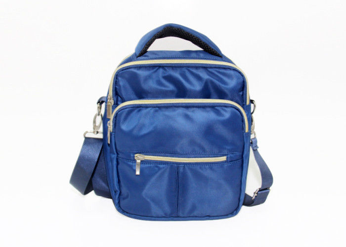 Manufacturer Hot selling Waterproof Nylon fabric shoulder messenger bag for men supplier